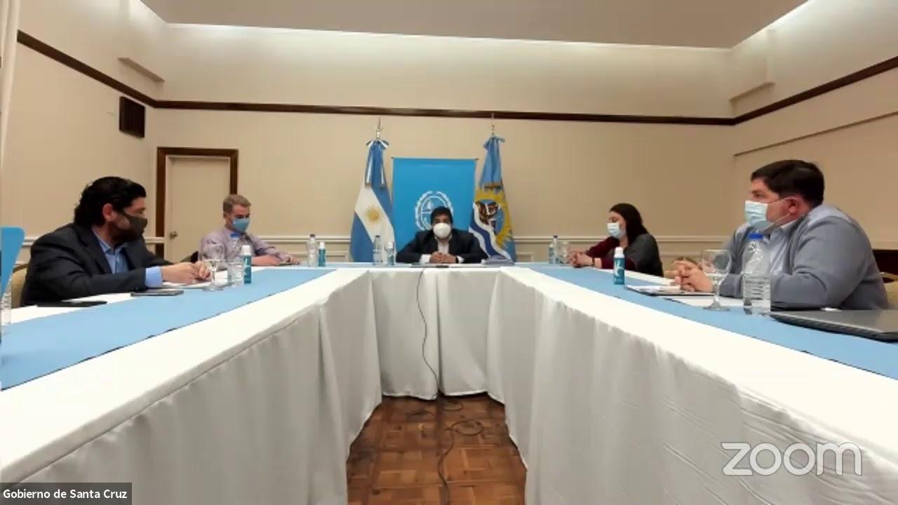 Conferencia de Prensa de Salud - Zona Sur