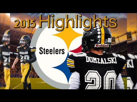 Jake Domzalski | Berkley Steelers | 2015 Season Highlights