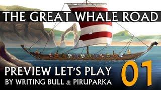 Preview Let's Play: The Great Whale Road (01) | Dänen [deutsch]