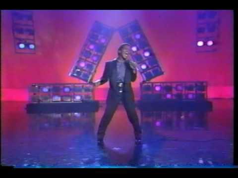"Marlon Jackson performing ""Don"