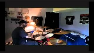 Drum Cover Of Static X All In Wait