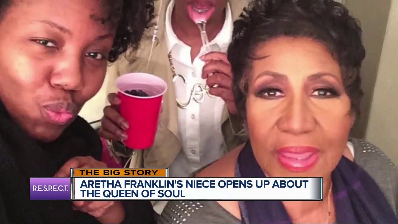 Aretha's niece opens up about the Queen of Soul