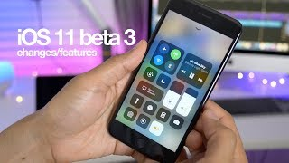 20+ new iOS 11 beta 3 features / changes!