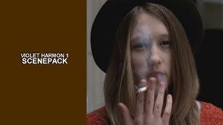 Violet Harmon Scenes (American Horror Story) 1080p/Part 1