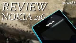 Review Nokia 216: pendamping ideal untuk smartphone kamu