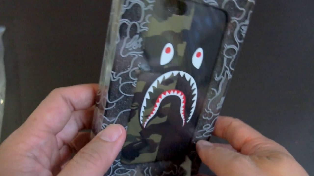 bathing ape iphone 7 plus case