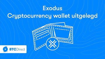 Uitleg: Exodus wallet voor al je cryptocurrency (Windows/Mac OS/Linux) | BTC Direct
