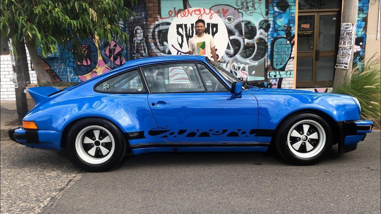 1978 Classic Porsche 911 Repaint
