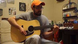 For The First Time - Darius Rucker (JRP Cover)