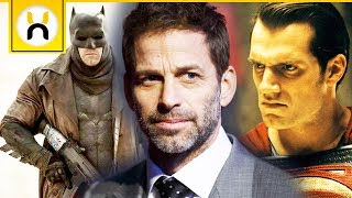 Zack Snyder Confirms the DCEU is Based on Injustice
