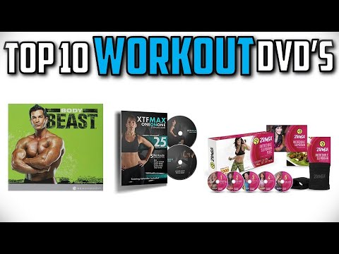 10 Best Workout DVDs In 2019