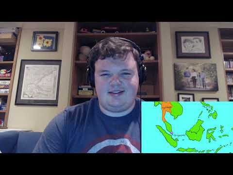 Kingdom Of Majapahit - Changing Winds - Extra History - #5 Reaction