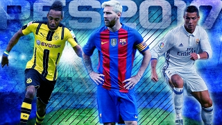 FULL BALL OPENNING CHAMPIONS LEAGUE EN DIRECTO!!! | PES 2017