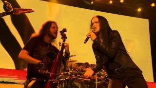 Angra - Stand Away ft. Tarja Turunen (Official Videoclip) thumbnail