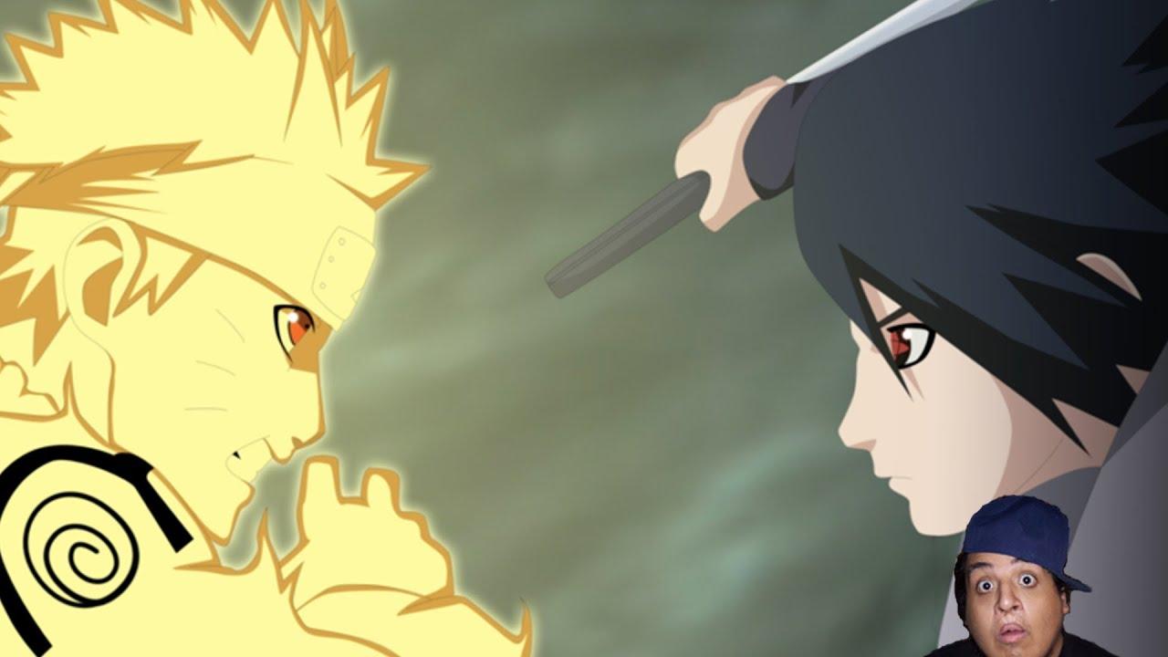 Naruto VS Sasuke Final Fight (Predictions)