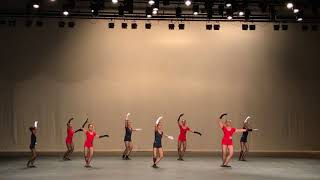 """Modern Times"" Junior Group Dance  (Chopin Music Festival Dance Competition 2017)"