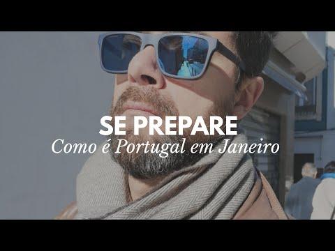 Clima em Portugal em Janeiro