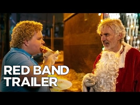 Bad Santa 2 Official Red Band Teaser Trailer (2016) - Broad Green Pictures