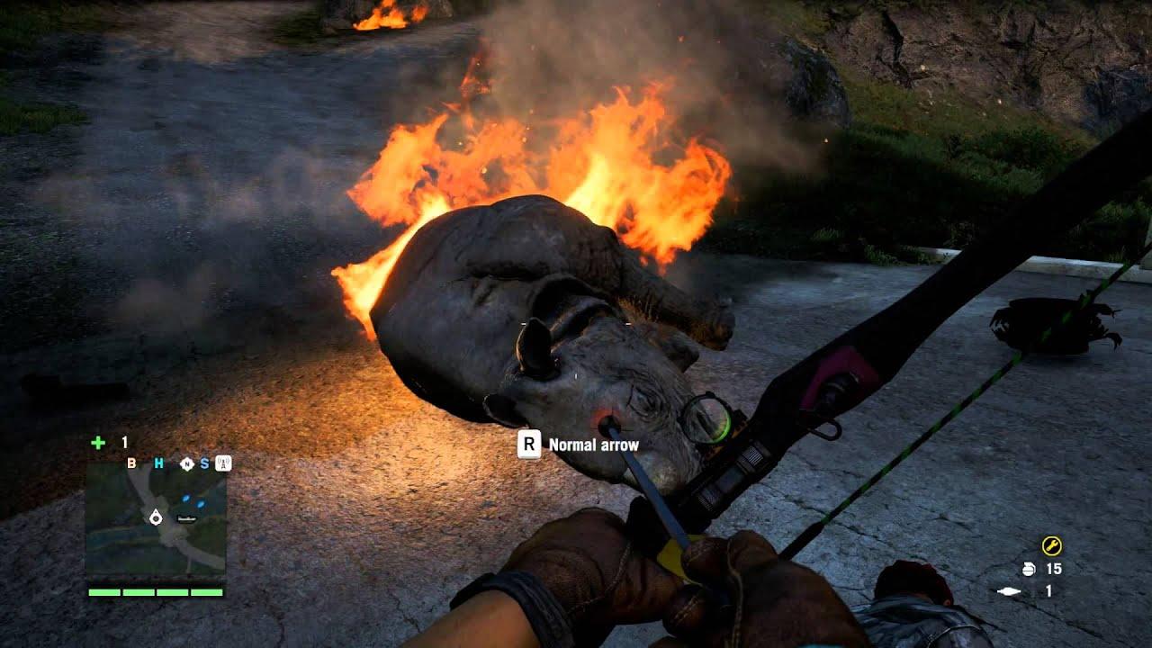 A Ranger In Far Cry 4 – Part Two: Elephant Fishing | Rock Paper Shotgun