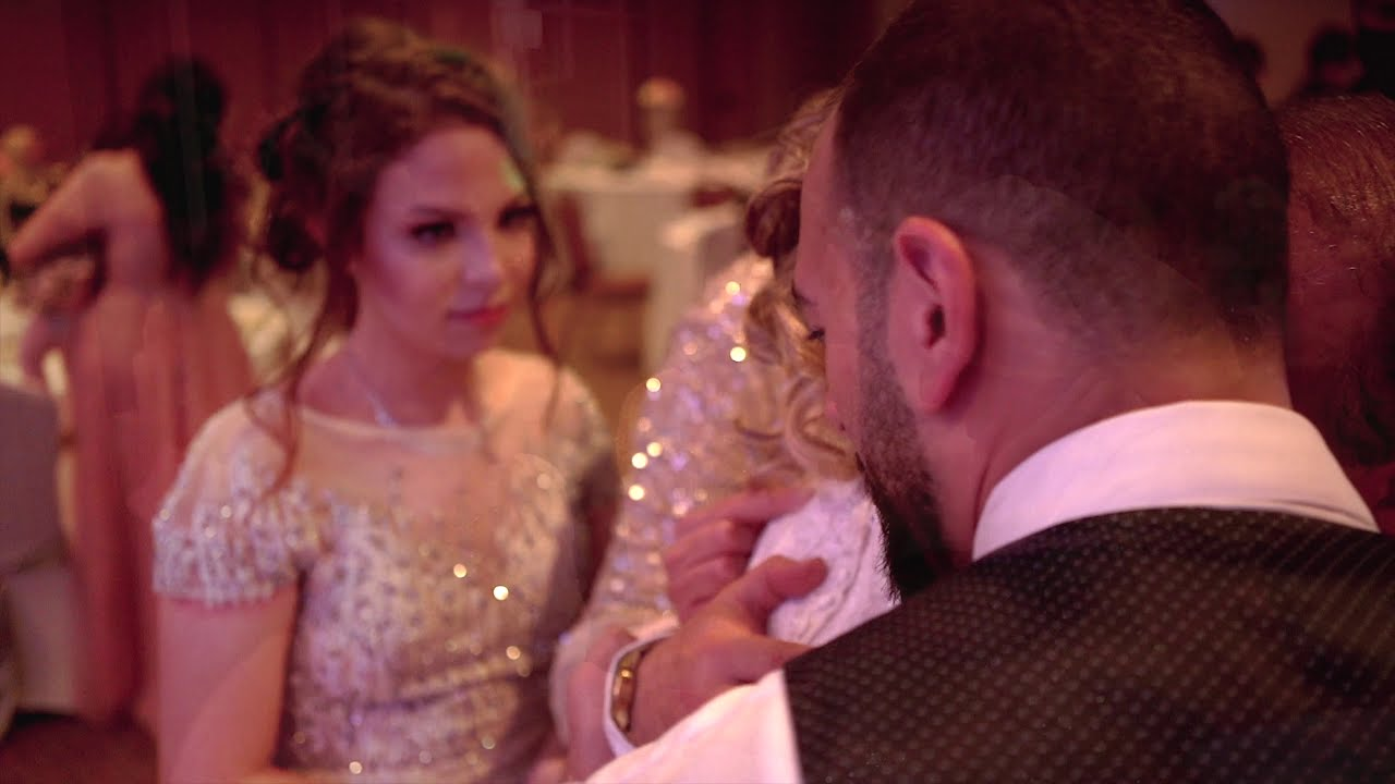 Hanadi + Laith's Wedding Reception was a whole Vibe!