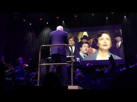 Concert James Newton Howard à Paris les Animaux Fantastiques et final