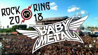 Babymetal LIVE @ Rock am Ring 2018 (Full Concert)