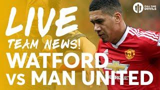Video Gol Pertandingan Watford vs Manchester United