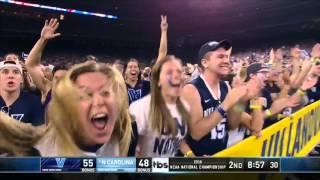 Villanova vs. North Carolina: 2016 National Championship game highlights