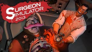 Surgeon Simulator | MEET THE MEDIC