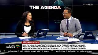 BREAKING: Newsroom Africa to replace Afro Worldview