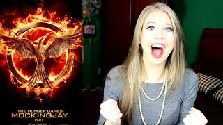 Mockingjay Part 1 Movie Review and Discussion Thumbnail