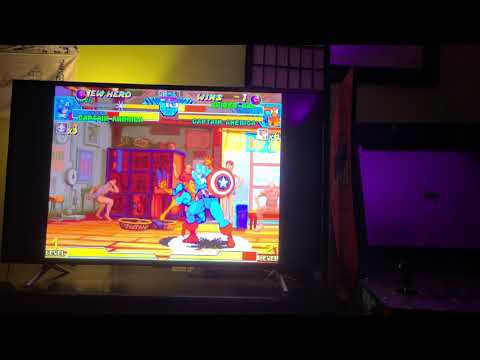 Arcade1Up: 1st Time Streaming From Micro USB to Upscaled HDMI TV!!! (IT IS POSSIBLE) from The Code Always Wins