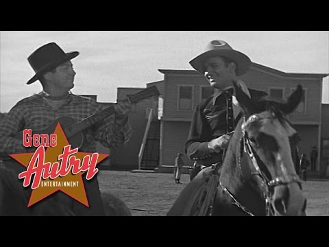 Gene Autry - Yodeling Cowboy (from Red River Valley 1936)