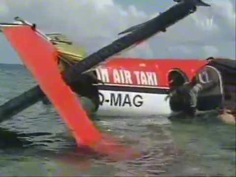 Air Taxi Accident in Maldives