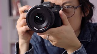 Sony Alpha 1 Hands-on First Look at the $6,500, 50MP, 8K Beast!