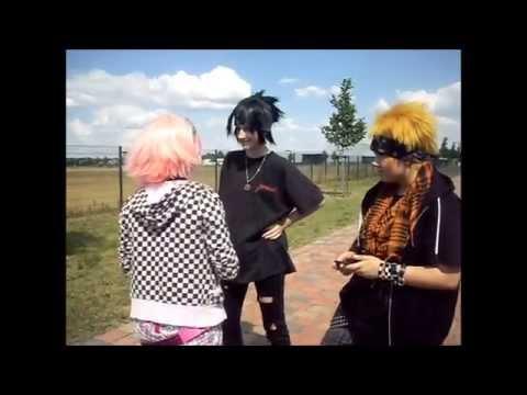 Naruto CMV - My first Kiss