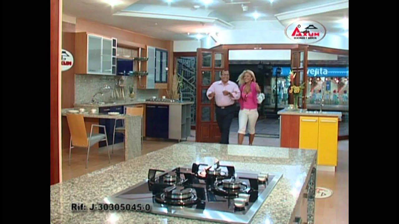 Cocinas Empotradas Axum Flashmovie Youtube