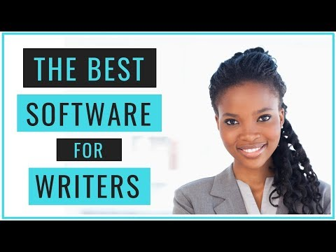 The BEST Software For Writers [2019] thumbnail