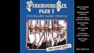 FIREHOUSE SIX PLUS 1 Dixieland Band  Zürich 1997