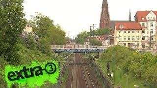 Realer Irrsinn: Die Schweriner Gleisposse | extra 3 | NDR