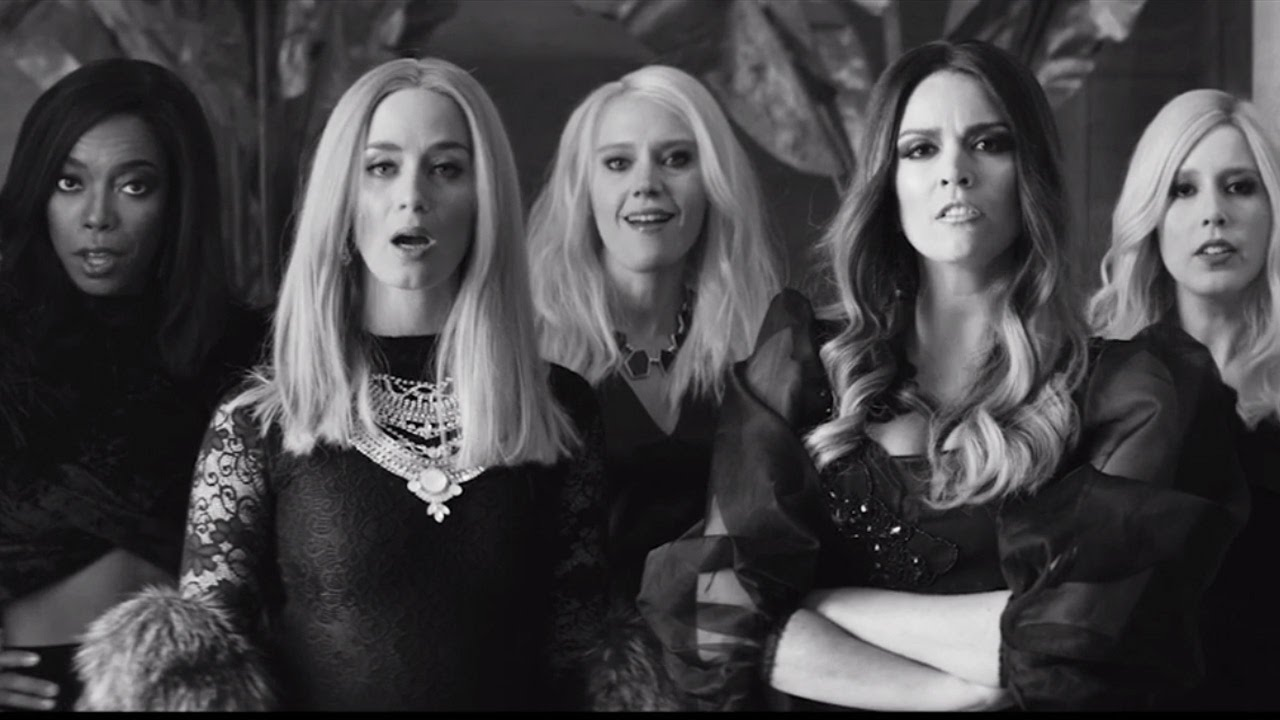 SNL Takes On Beyonce's Lemonade With Melania Trump In Must-See Parody -  YouTube