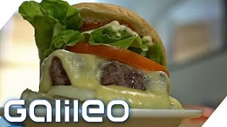 Gedünstet & frittiert - Die besten Burger Amerikas | Galileo | ProSieben