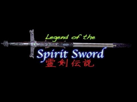 Legend Of The Spirit Sword