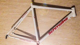 Как собрать шоссейный велосипед? Выбор рамы. Часть 1(В данном видео расскажу коротко о выборе рамы, для будущего проекта второго шоссейного велосипеда. Если..., 2015-01-13T21:12:43.000Z)