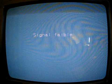 CBS 5 KPIX Analog TV Switches Off (2009)