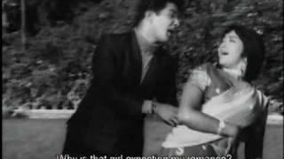 Kunguma Chimizhil - Edhiroli - Sivakumar & Lakshmi