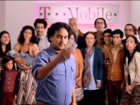 T-Mobile Monthly 4G - National Commercial featuring John Bryant