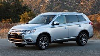 Mitsubishi Outlander 2018 Car Review