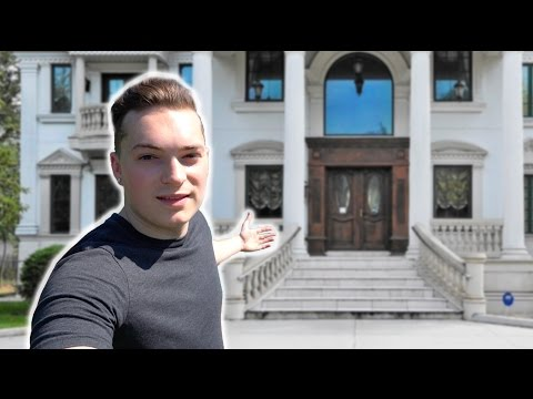 MY NEW HOUSE!!