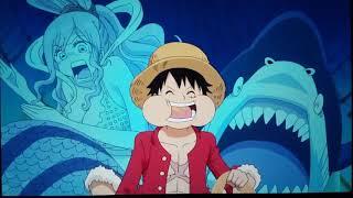 Luffy Doesn't Like Shirahoshi - ENG DUB